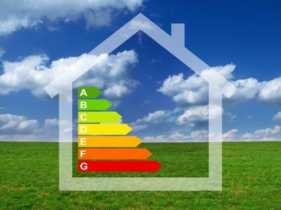 Etiquette énergétique - bâtiment HQE