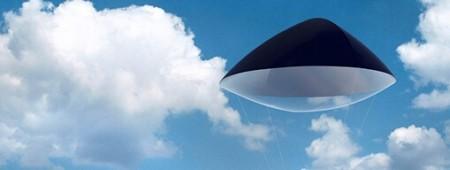 Ballon photovoltaïque zephyr