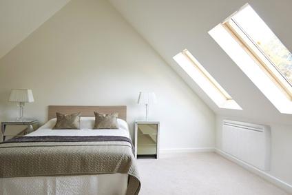 6 conseils pour am nager une suite parentale sous les combles. Black Bedroom Furniture Sets. Home Design Ideas