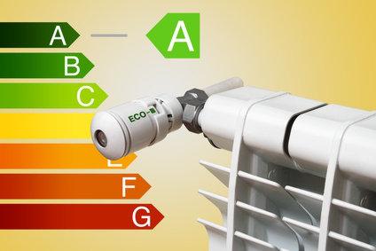 Chauffage et étiquetage énergétique.