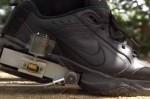 Des chaussures qui produisent de l'électricité