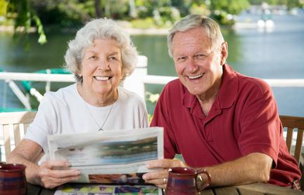 couple senior consommation electrique