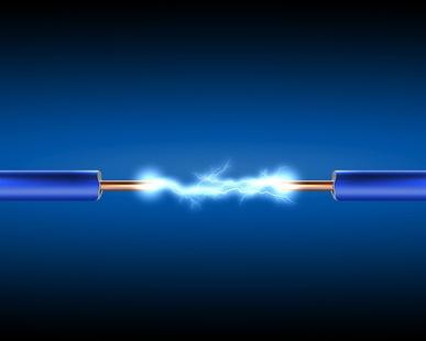 courant electrique