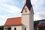 Une église alimentée par des panneaux photovoltaiques