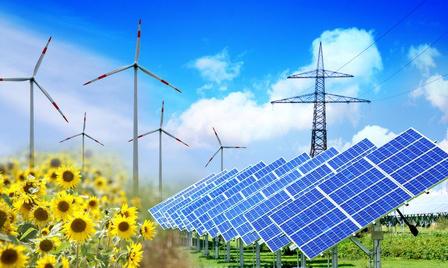 electricite verte solaire eolienne energie renouvelable