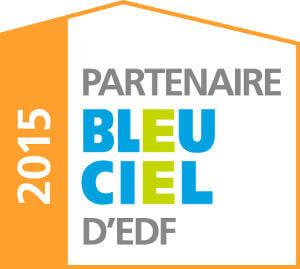 logo partenaire EDF Bleu Ciel 2015