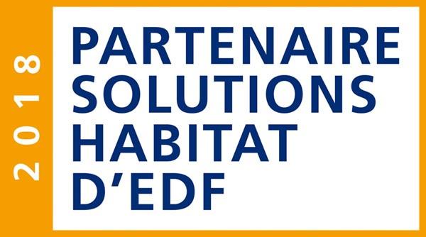 Logo Partenaires Solutions Habitat d'EDF