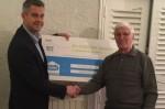 M. Lorenzo, grand gagnant du concours spécial rénovation thermique !
