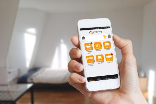 smartphone myaterno