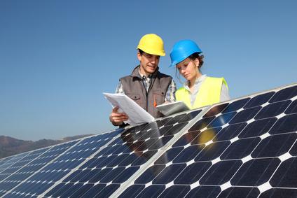 panneau solaire energie renouvelable