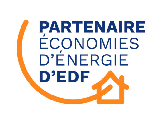 Logo Partenaire économies d'énergie d'EDF