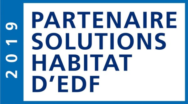 Logo partenaire Solutions Habitat d'EDF 2019.