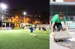 Les joueurs de foot produisent de l'électricité