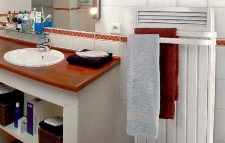 Radiateur salle de bains, radiateur plinthe, radiateur hauteur ...
