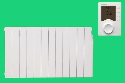 radiateur electrique thermostat
