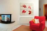 Quelles sont les caractéristiques du radiateur céramique?