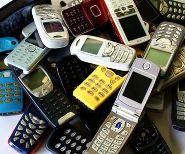 Recyclage des téléphones mobiles