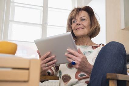 Les seniors et les nouvelles technologies.