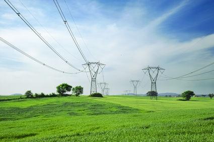 Support pylônes électriques