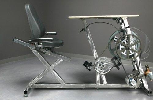 Vélo-bureau
